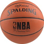 SPALDING NBA OFFICIAL 30TH ANN ΜΠΑΛΑ ΑΓΩΝΑ SIZE 7