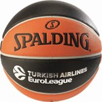 SPALDING EUROLEAGUE OFFICIAL ΜΠΑΛΑ ΑΓΩΝΑ SIZE 7
