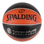 SPALDING EUROLEAGUE OFFICIAL REPLICA ΜΠΑΛΑ ΑΓΩΝΑ SIZE 7