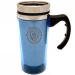 TFS MANCHESTER CITY F.C. TRAVEL MUG ΚΟΥΠΑ ΤΑΞΙΔΙΟΥ 450ml